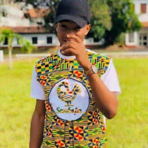 African Print Sankofa Shirt