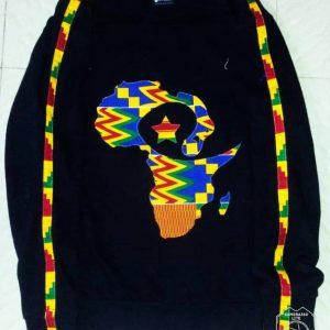 African print Sankofa Afrik Sweatshirt