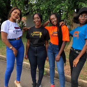 Yefreme tee_ladies AdwenPa Kouture
